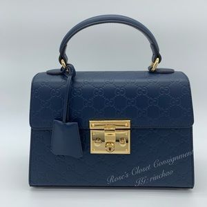 Authentic Brand new Gucci padlock small